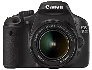 Canon EOS 500D Digital SLR Camera (15.1 MP, 3.0 inch Clear View VGA LCD) Body Only DSLR