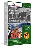 Schwedisch-Businesskurs mit Langzeitgedächtnis-Lernmethode von Sprachenlernen24: Lernstufen B2+C1. Schwedisch lernen für den Beruf. Software PC CD-ROM für Windows 10,8,7,Vista,XP/Linux/Mac OS X