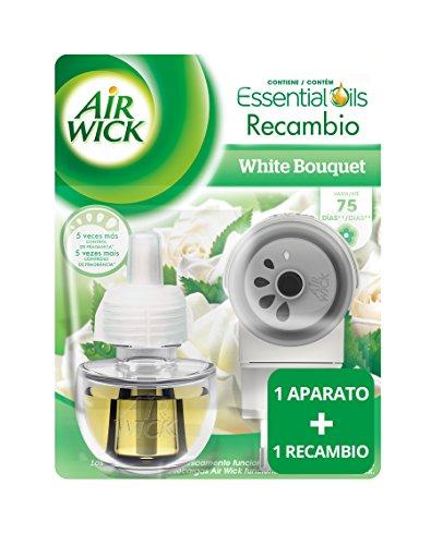 Air Wick ambientador eléctrico Completo, 0, Aparato + Recambio
