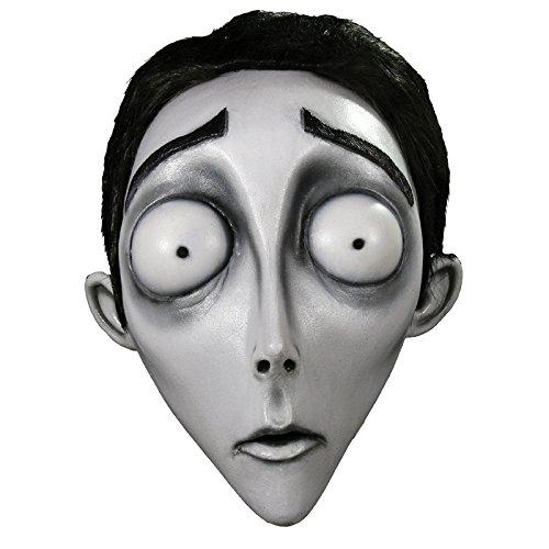 Générique mahal714–Maske Latex Erwachsene Victor–Corpse - Bride Kostüm Corpse Erwachsene