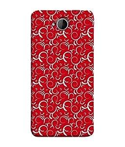 PrintVisa Designer Back Case Cover for Microsoft Lumia 650 :: Microsoft Lumia 650 Dual SIM (Illustration Composition Decoration Elegance Decorative Ornamental Beautiful Wallpaper)