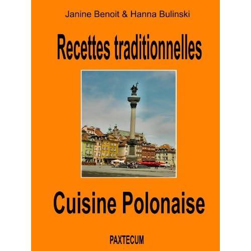 Recettes traditionnelles - Cuisine Polonaise