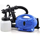 Vivo © Pro 350W Electric Automatic Paint Spraying / Sprayer / Spray Gun Even Painting System Kit HVLP