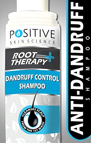POSITIVE Root Therapy + Dandruff Control shampoo | 100ml