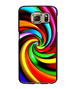 SAMSUNG S6 Printed Cover By aadia