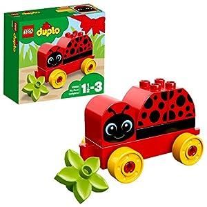 LEGO- Duplo My Firstla Mia Prima Coccinella, Multicolore, 10859 4060454204290 LEGO