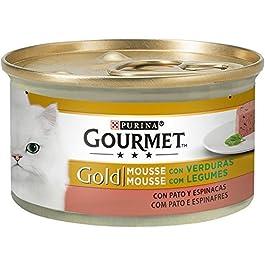 Purina Gourmet Gold Mousse 24x 85g
