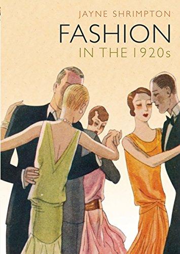 Fashion in the 1920s (Shire Library) por Jayne Shrimpton