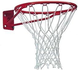 BASKETBALL NET - 12 Loop Basketball Net White Nylon [2 PC]