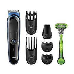 Braun Multi Grooming Kit MGK3040 7-in-one face and body trimming kit