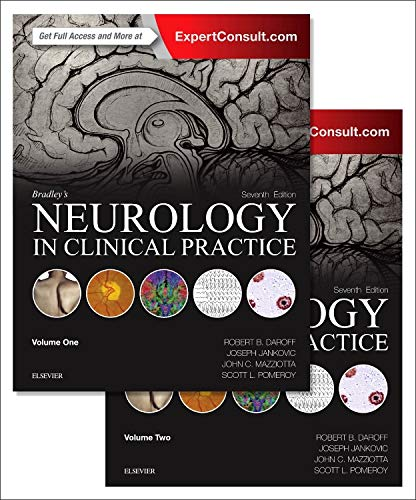 Bradley's Neurology in Clinical Practice, 2-Volume Set, 7e por Joseph Jankovic MD
