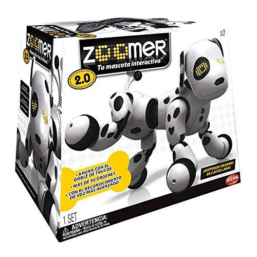 Zoomer Mascota electrónica 2.0 (Bizak 61921142)