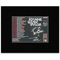 Joanne Shaw Taylor - 2016/2017 UK Tour Mini Poster - 25.4x30.3cm preiswert