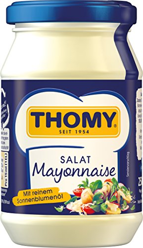Thomy Salat Mayonnaise, 1er Pack (1 x 250 ml)