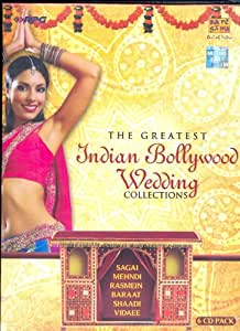 The Greatest Indian Bollywood Wedding Collections