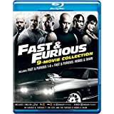 Fast & Furious 8 Movies Collection + Hobbs & Shaw