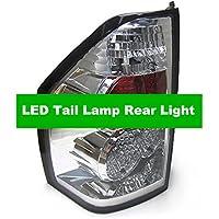 GOWE Crystal LED lámpara de cola luz trasera para Mitsubishi Pajero Montero Shogun 3 III 8330