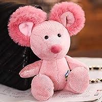 TYKCRt Cute Pudding Rat Doll Pet Plush Toys Children