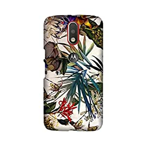 Primad High Quality Designer Printed Case & Cover for Moto G4 & Moto G4 Plus