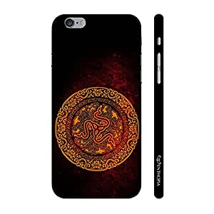 Enthopia Designer Hardshell Case The Chinese Snake Back Cover for Apple Iphone 6