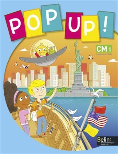 Pop up ! CM1 - Manuel élève