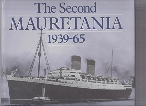 The Second Mauretania by Mark D. Warren (1990-11-24)