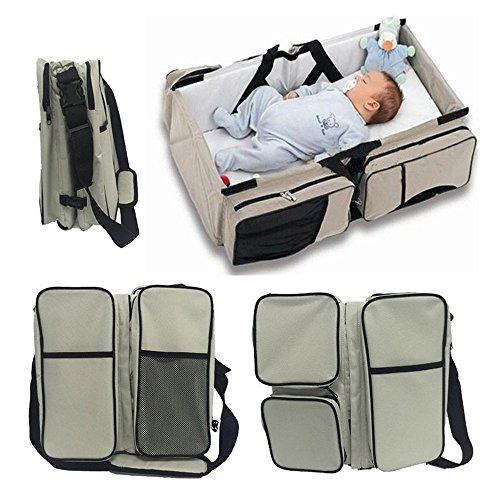 Cuna para bebés recién nacidos Webeauty 3 en 1