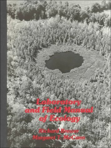 Laboratory & Field Manual of Ecology by Richard Brewer (1997-11-01)