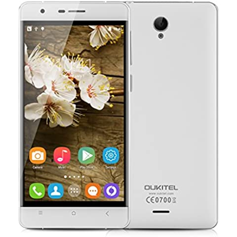 OUKITEL K4000 Lite - 4G Lte Smartphone Libre Android 5.1 (Pantalla IPS 5.0