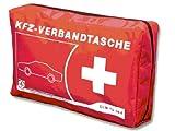 Actiomedic 418.035.16408 - Set di primo soccorso, per auto, rosso