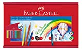Faber-Castell 112438 - Colour GRIP, Kinderkünstler-Set