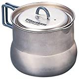 Evernew Titanium Pot, 800ml by EVERNEW