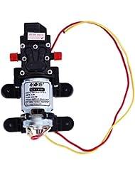 Fafada Bomba de agua a presión, 12V, automática, para coche, barco o Camión, 100 PSI, 4L /Min