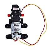 Fafada 12V Automatische Druckwasserpumpe Hochdruck Membranpumpe Auto LKW Marine Boat 100PSI 4L/Min