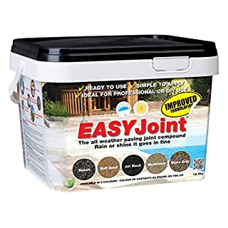 Paving mortar, EASYJoint - Jet Black 12.5Kg Jointing compound