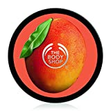 The Body Shop Mango Body Butter unisex, Mango Körperbutter 200 ml, 1er Pack (1 x 200 ml)