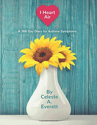 I Heart Air: A 366 Day Diary for Asthma Symptoms -