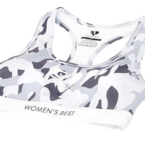 Sport-BH für Damen in tollem Design | Büstenhalter, Fitness-BH für Frauen mit starkem Halt | Bequemer Schnitt für eine tolle Figur | WOMEN'S BEST BHs, Bustier - 6