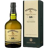 Irischer Whiskey Redbreast 15 Jahre Single Pot Still (1 x 0.7 l)