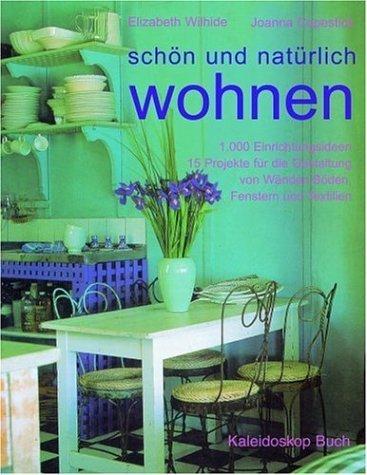 h wohnen: 1000 Einrichtungsideen. 15 Projekte für die Gestaltung von Wänden, Böden, Fenstern und Textilien von Elizabeth Wilhide (28. Juli 2008) Gebundene Ausgabe (Fenster Einrichtungsideen)