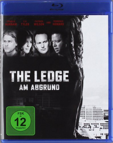 The Ledge - Am Abgrund [Blu-ray]