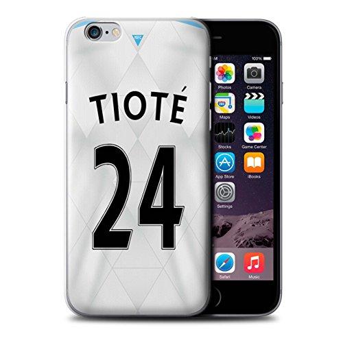 Offiziell Newcastle United FC Hülle / Case für Apple iPhone 6+/Plus 5.5 / Pack 29pcs Muster / NUFC Trikot Away 15/16 Kollektion Tioté