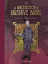 La malédiction de Gustave Babel par  Gess