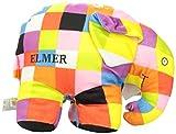 Elmer Large Plush Doll