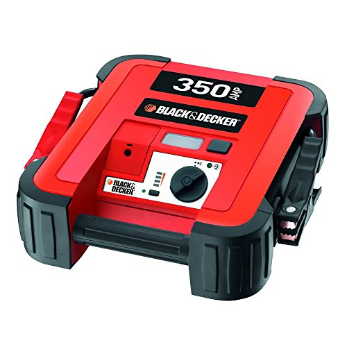 50-QW Sofort-Starthilfe 350A, 12V,  LED (Black Decker Power)