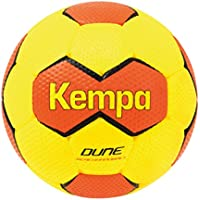 Kempa Dune Balones de Balonmano para Playa, Amarillo, 2