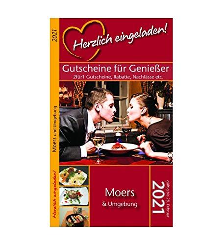 Herzlich eingeladen! MOERS - Gutscheinbuch (gültig bis 28.02.2021)
