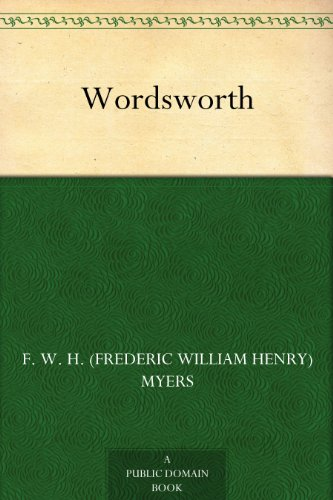 Wordsworth (English Edition)