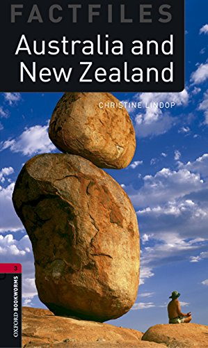Oxford Bookworms Library Factfiles: Oxford Bookworms 3. Australia and New Zealand MP3 Pack por Christine Lindop