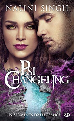 Serments d'allégeance: Psi-Changeling, T15
